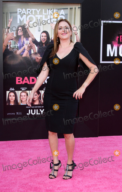 Annie Mumolo Photo - 26 July 2016 - Los Angeles California - Annie Mumolo Bad Moms Premiere held at the Mann Village Theater Photo Credit AdMedia