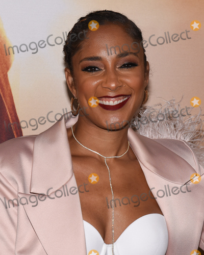 Amanda Seales Photo - 29 October 2019 - Los Angeles California - Amanda Seales Focus Features Harriet Los Angeles Premiere held at The Orpheum Theatre Photo Credit Billy BennightAdMedia