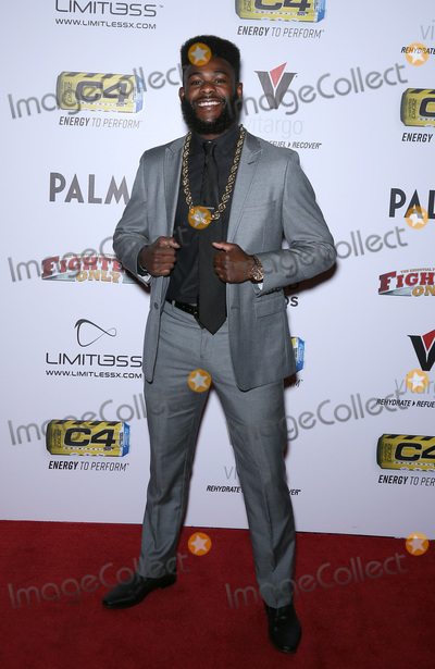 Aljamain Sterling Photo - 03 July 2019 - Las Vegas NV - Aljamain Sterling 11th Annual Fighters Only World MMA Awards Arrivals at Palms Casino Resort Photo Credit MJTAdMedia