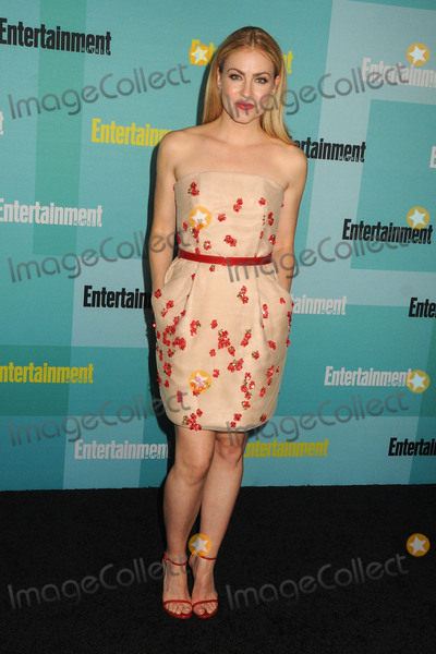 Amanda Schull Photo - 11 July 2015 - San Diego California - Amanda Schull Entertainment Weekly 2015 Comic-Con Celebration held at Float at the Hard Rock Hotel Photo Credit Byron PurvisAdMedia