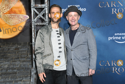 Dominic Monaghan Photo - 21 August 2019 - Hollywood California - Dominic Monaghan Billy Boyd Carnival Row Los Angeles Premiere held at TCL Chinese Theatre Photo Credit Birdie ThompsonAdMedia