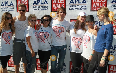 Tammy Lynn Photo - 14 October 2012 - West Hollywood California - Carly Pope Bryce Johnson Tammy Lynn Michaels Anel Gorham Christopher Gorham Sara Rue Tamara Mello and Leslie Bibb 28th Annual AIDS Walk Los Angeles Held In West Hollywood Photo Credit Faye SadouAdMedia