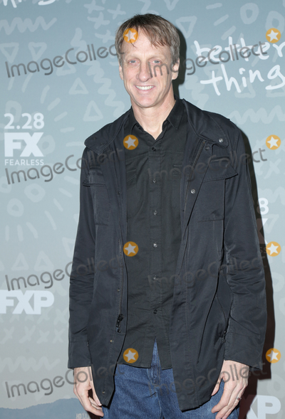 Edythe Broad Photo - 26 February 2019 - Santa Monica California - Tony Hawk Premiere Of FXs Better Things Season 3 held at The Eli and Edythe Broad Stage Photo Credit PMAAdMedia