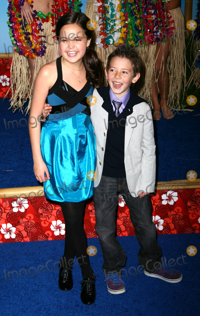 Bailee Madison Photo - 08 February 2011 - New York NY - Bailee Madison and Griffin Alexander The premiere of Just Go With It at the Ziegfeld Theatre on February 8 2011 in New York City Photo Paul ZimmermanAdMedia