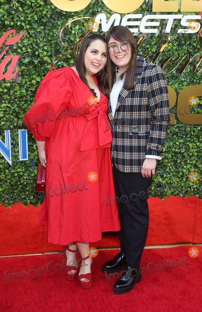 Beanie Feldstein Photo - 4 January 2020 - Beverly Hills California - Beanie Feldstein Bonnie Chance Roberts the 7th Annual Gold Meets Golden Brunch  held at Virginia Robinson Gardens and Estate Photo Credit FSAdMedia