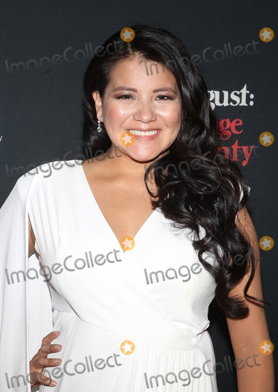 Misty Upham Photo - 16 October 2014 - Auburn Washington - Body of missing actress Misty Upham believed to have been found along a seattle river FILE PHOTO 16 December 2013 - Los Angeles California - Misty Upham Premiere Of The Weinstein Companys August Osage  Held at Regal Cinemas LA Live Photo Credit Kevan BrooksAdMedia