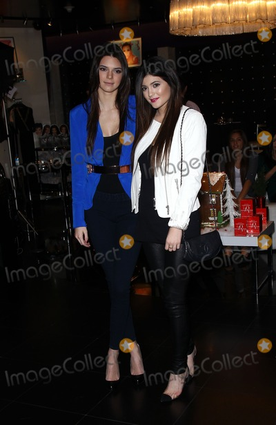 Kylie Jenner Photo - 15 December 2012 - Las Vegas NV - Kendall Jenner Kylie Jenner  Kendall and Kylie Jenner make an appearance at Kardashian Khaos at The Mirage Hotel and Casino Photo Credit mjtAdMedia