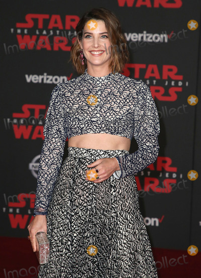 Colbie Smulders Photo - 09 December 2017 - Los Angeles California - Colbie Smulders Premiere Of Disney Pictures And Lucasfilms Star Wars The Last Jedi held at The Shrine Auditorium Photo Credit F SadouAdMedia