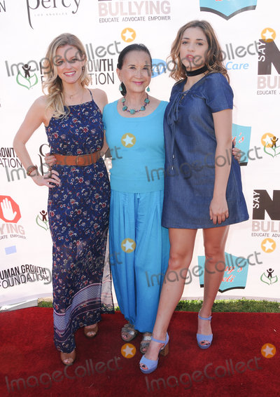 Bully Photo - 13 August 2016 - Los Angeles California Chelsea Crisp Lucille Soong Luna Blaise 2016 Say NO Bullying Festival held at Griffith Park Photo Credit Birdie ThompsonAdMedia