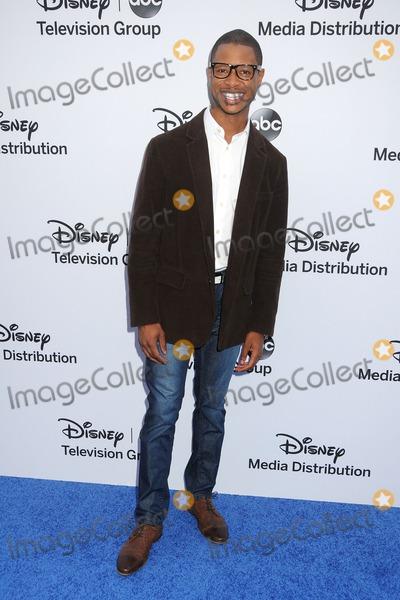 Arjay Smith Photo - 19 May 2013 - Burbank California - Arjay Smith Disney Media Networks International Upfronts 2013 held at Walt Disney Studios Photo Credit Byron PurvisAdMedia