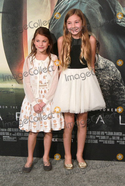Abigail Pniowsky Photo - 06 November 2016 - Westwood California - Jadyn Malone Abigail Pniowsky Arrival Los Angeles Premiere held at Regency Village Theatre Photo Credit Theresa BoucheAdMedia