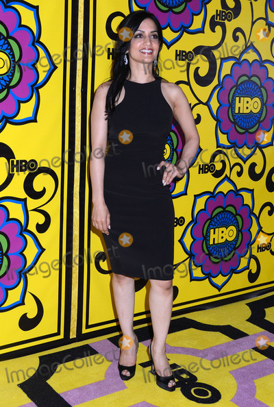 Archie Panjabi Photo - 23 September 2012 - West Hollywood California - Archie Panjabi 2012 HBO Post Award Reception following the 64th Primetime Emmy Awards held at the Pacific Design Center Photo Credit Birdie ThompsonAdMedia