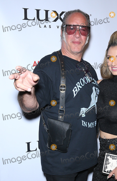 Andrew Dice Clay Photo - 30 June 2016 - Las Vegas Nevada - Andrew Dice Clay Legendary Magician Criss Angel Rolls Out the Black Carpet at World Premiere of MINDFREAK LIVE at The Luxor Hotel and Casino  Photo Credit MJTAdMedia