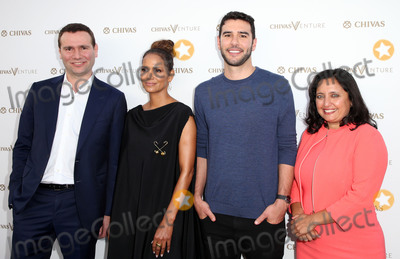 Alexandre Ricard Photo - 13 July 2017 - Los Angeles California - Alexandre Ricard Halle Berry Adam Braun Sonal Shah Chivas Regal The Final Pitch held at LADC Studios Photo Credit F SadouAdMedia