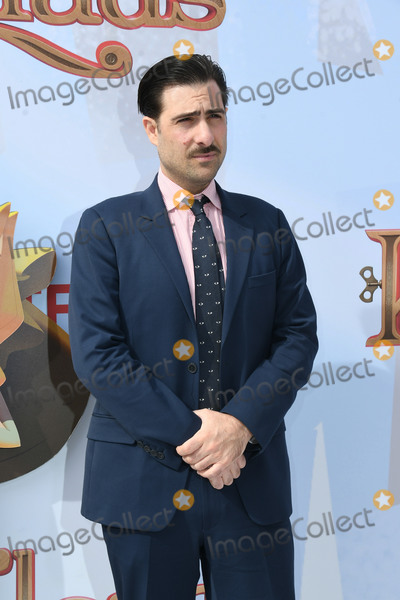 Jason Schwartzman Photo - 02 November 2019 - Westwood California - Jason Schwartzman Netflixs Klaus Los Angeles Premiere held at Regency Village Theater Photo Credit Birdie ThompsonAdMedia