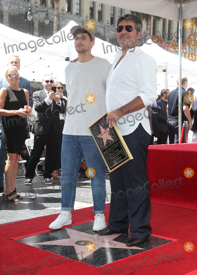 Louis Tomlinson Photo - 22 August 2018 - Hollywood California - Louis Tomlinson Simon Cowell Simon Cowell Honored With Star On The Hollywood Walk Of Fame Photo Credit Faye SadouAdMedia