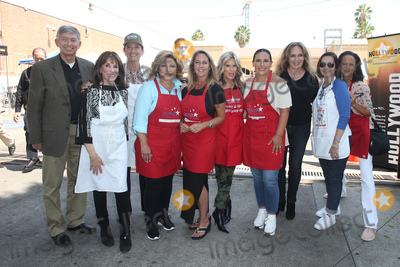 Ann Marie Photo - 06 September 2018-  Hollywood California - Leron Gubler Kate Linder Amy Aquino Anglica Mara Erin Murphy Ellen K Angelica Vale Catherine Bach Ana Martinez Anne-Marie Johnson Hollywood Chamber Of Commerces 24th Annual Police and Firefighter appreciation Day held at LAPD Hollywood Division Photo Credit Faye SadouAdMedia