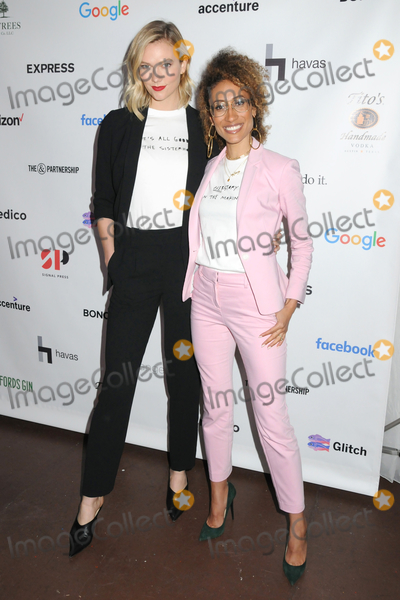 Elaine Welteroth Photo - 10 April 2019 - New York New York - Karlie Kloss and Elaine Welteroth at the 2019 Lower Eastside Girls Club Spring Fling at the Angel Orensanz Foundation on the Lower East Side Photo Credit LJ FotosAdMedia
