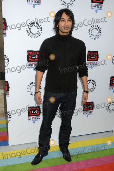 Vik Sahay Photo - 12 April 2012 - Beverly Hills California - Vik Sahay Television Out Of The Box Museum Exhibit created by Warner Bros Television Group held at The Paley Center Photo Credit Byron PurvisAdMedia
