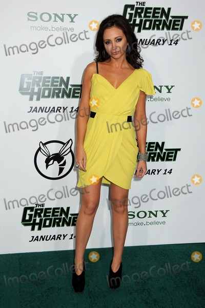 Nicole Dabeau Photo - 10 January 2011 - Hollywood California - Nicole Dabeau The Green Hornet Los Angeles Premiere held at Graumans Chinese Theatre Photo Byron PurvisAdMedia