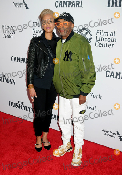 Spike Lee Photo - 27 September 2019 - New York New York - Tonya Lewis Lee Spike Lee The Irishman 57th New York Film Festival held at Alice Tully Hall Lincoln Center Photo Credit AdMedia