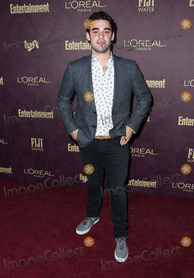 Alex Rich Photo - 15 September 2018 - West Hollywood California - Alex Rich 2018 Entertainment Weekly Pre-Emmy Party held at the Sunset Tower Hotel Photo Credit Birdie ThompsonAdMedia