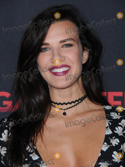Natalie Burn Photo - 28 November  2017 - Hollywood California - Natalie Burn Gangster Land Los Angeles Premiere held at The Egyptian Theater in Hollywood Photo Credit Birdie ThompsonAdMedia
