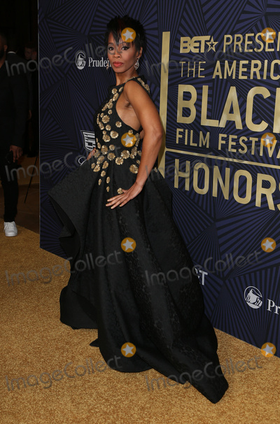 Anika Noni Rose Photo - 17 February 2017 - Beverly Hills California - Anika Noni Rose BET 2017 American Black Film Festival Honors Awards held at The Beverly Hilton Hotel Photo Credit AdMedia