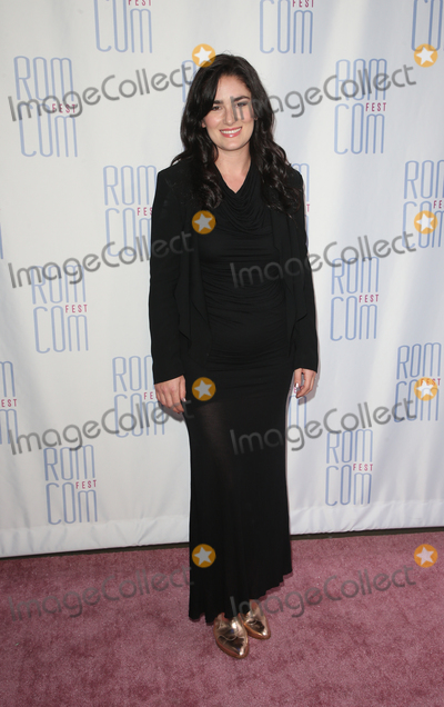 Audrey Tommassini Photo - 21 June 2019 - Los Angeles California - Audrey Tommassini 2019 Rom Com Fest Los Angeles - Summer Night  held at Downtown Independent Photo Credit Faye SadouAdMedia