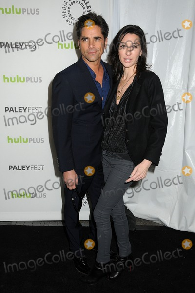 Ali Adler Photo - 6 March 2013 - Beverly Hills California - John Stamos Ali Adler 30th Annual Paley Fest - The New Normal held at the Saban Theatre Photo Credit Byron PurvisAdMedia