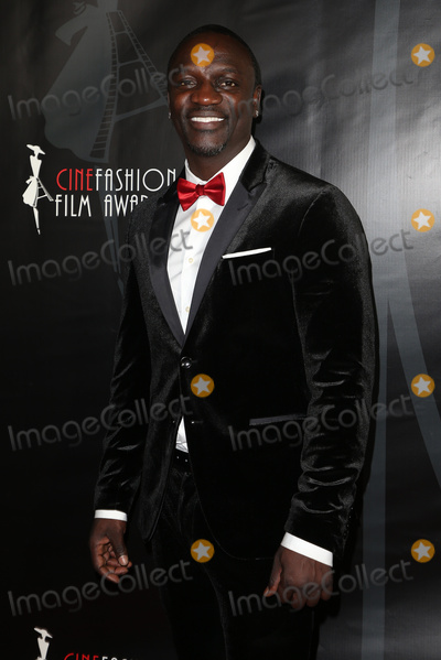 Akon Photo - 08 October 2017 - Hollywood California - Akon 4th Annual CineFashion Film Awards Photo Credit F SadouAdMedia
