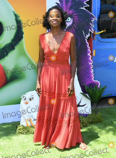Angry Bird Photo - 10 August 2019 - Westwood California - Adina Porter Sonys The Angry Birds Movie 2 Los Angeles Premiere held at Regency Village Theater Photo Credit Birdie ThompsonAdMedia