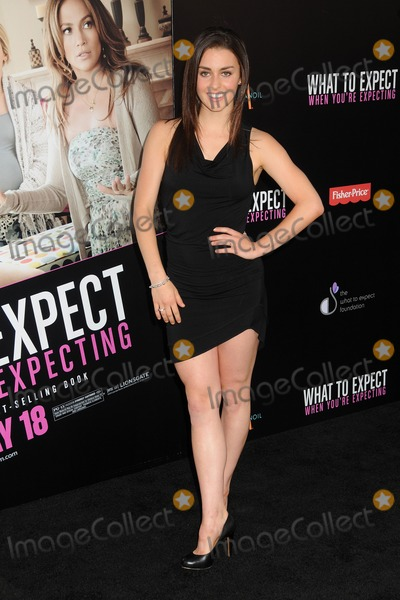 Kathryn McCormick Photo - 14 May 2012 - Hollywood California - Kathryn McCormick What To Expect When Youre Expecting Los Angeles Premiere held at Graumans Chinese Theatre Photo Credit Byron PurvisAdMedia