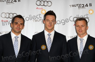 Andre Lotterer Photo - 26 April 2012 - Los Angeles California - Benoit Treluyer Andre Lotterer and Marcel Fassler Audi Celebrates The US Premiere Of Truth In 24 II Held at AV Vibiana Photo Credit Kevan BrooksAdMedia