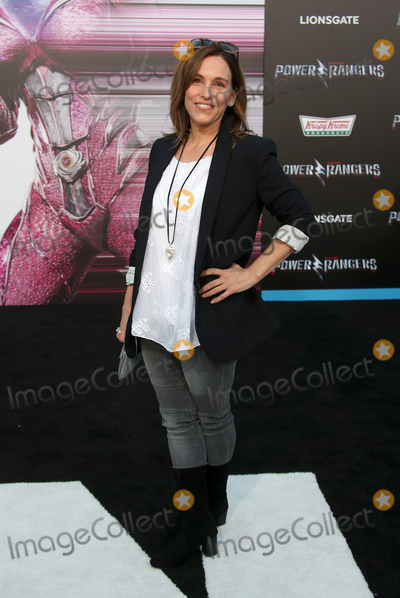 Amy Jo Johnson Photo - 22 March 2017 -  Westwood California - Amy Jo Johnson Premiere Of Lionsgates Power Rangers held at The Westwood Village Theatre Photo Credit Faye SadouAdMedia