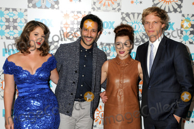 Aya Photo - 20 July 2014 - West Hollywood California - Kether Donohue Desmin Borges Aya Cash Chris Geere FOX All-Star Party Summer 2014 held at Soho House Photo Credit Byron PurvisAdMedia