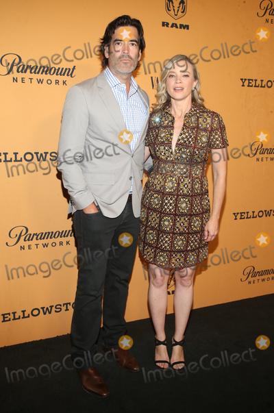 Amy Smart Photo - 11 June 2018 - Los Angeles California - Carter Oosterhouse Amy Smart Yellowstone World Premiere held at Paramount Studios Photo Credit F SadouAdMedia