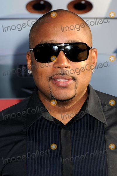 Daymond John Photo - 18 June 2011 - Hollywood California - Daymond John Cars 2 Los Angeles Premiere held at the El Capitan Theatre Photo Credit Byron PurvisAdMedia