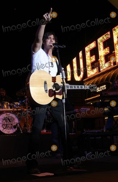Joe Nichols Photo - 05 April 2013 - Las Vegas NV -  Joe Nichols  2013 ACM Weekend at Fremont Street Experience concerts Photo Credit mjtAdMedia