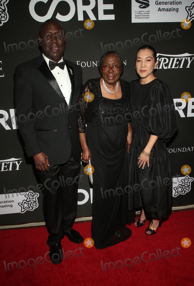Anne Lee Photo - 15 January 2020 - Los Angeles California - Benjamin Crump Genae Angelique Crump and Ann Lee CORE Gala A Gala Dinner to Benefit CORE and 10 Years of Life-Saving Work Across Haiti  Around the World held at the Wiltern Theatre Photo Credit FSAdMedia
