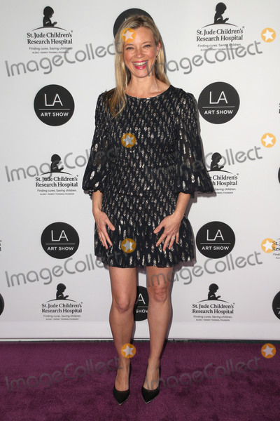 Amy Smart Photo - 23 January 2019 - Los Angeles California - Amy Smart 24th Annual LA Art Show Opening Night Gala held at West Hall Los Angeles Convention Center Photo Credit Faye SadouAdMedia