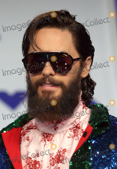 Jared Leto Photo - 27 August 2017 - Los Angeles California - Jared Leto 2017 MTV Video Music Awards held at The Forum Photo Credit F SadouAdMedia
