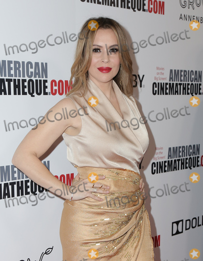 Alyssa Milano Photo - 29 November 2018 - Beverly Hills California - Alyssa Milano 32nd American Cinematheque Award Presentation Honoring Bradley Cooper held at The Beverly Hilton Hotel Photo Credit PMAAdMedia