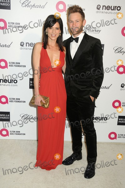 Aaron Fox Photo - 22 February 2015 - West Hollywood California - Perrey Reeves Aaron Fox 23rd Annual Elton John Oscar Viewing Party held at West Hollywood Park Photo Credit Byron PurvisAdMedia