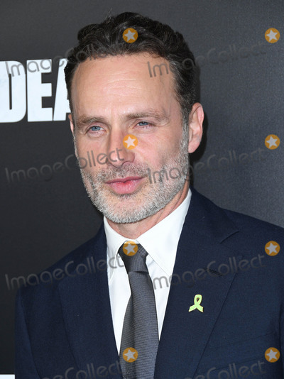 Andrew Lincoln Photo - 27 September 2018 - Hollywood California - Andrew Lincoln The Walking Dead Season 9 Premiere Los Angeles  held at DGA Theater Photo Credit Birdie ThompsonAdMedia