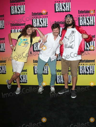 Anders Holm Photo - 23 July 2016 - San Diego California - Blake Anderson Anders Holm Kyle Newacheck Entertainment Weekly Hosts 2016 Annual Comic-Con Party held at the Float at Hard Rock Hotel Photo Credit AdMedia