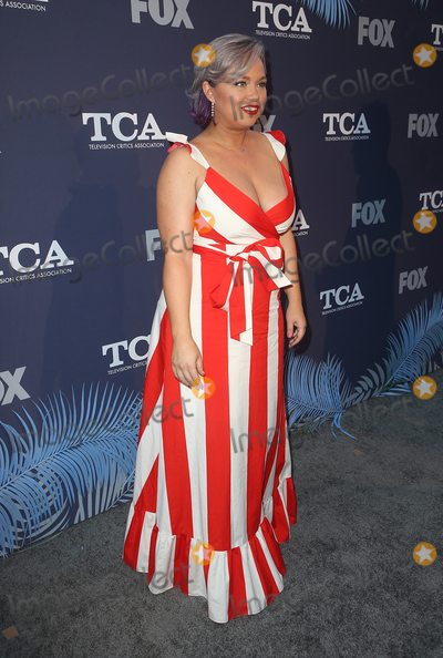 Amanda Fuller Photo - 02 August 2018 - West Hollywood California - Amanda Fuller FOX Summer TCA All-Star Party Photo Credit F SadouAdMedia