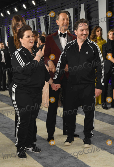 Ben Falcone Photo - 24 February 2019 - Los Angeles California - Melissa McCarthy Richard E Grant Ben Falcone 2019 Vanity Fair Oscar Party following the 91st Academy Awards held at the Wallis Annenberg Center for the Performing Arts Photo Credit Birdie ThompsonAdMedia