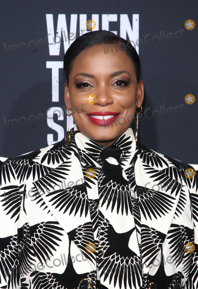 Aunjanue Ellis Photo - 11 August 2019 - Los Angeles California - Aunjanue Ellis When They See Us for your consideration Los Angeles 2019 - Day 1 held at Paramount Theatre Photo Credit FSadouAdMedia