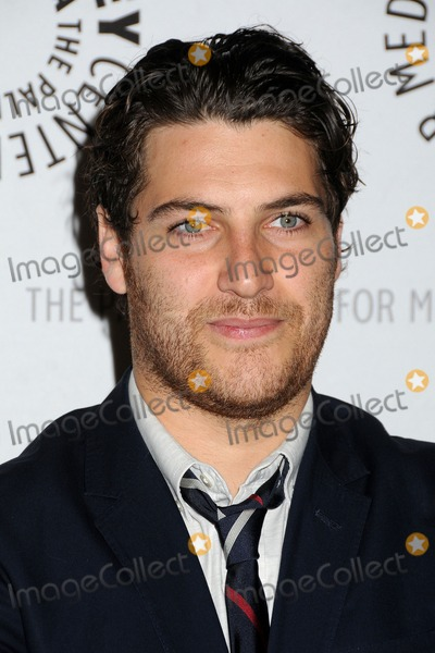 Adam Pally Photo - 16 October 2012 - Beverly Hills California - Adam Pally An Evening With Happy Endings held at the Paley Center Photo Credit Byron PurvisAdMedia